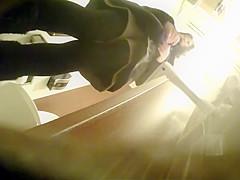 Japanese hidden toilet camera in restaurant (#58)