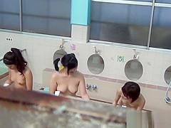 Japanese teens spied on