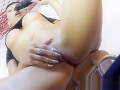 Juicy Pussy Squirting Over and Over again