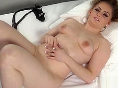 Young Babe Gets To Suck A Dick 1