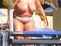 Amazing sex clip Voyeur wild pretty one