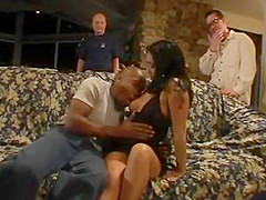 Randy hottie loves a big hard cock