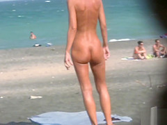 Sexy Nude Amateur Latinas Naked At The Beach Spycam Voyeur