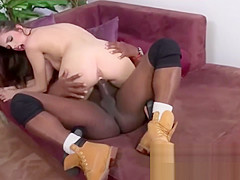 Teen records her first bbc