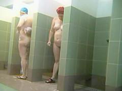 Hidden cam in shower - 2