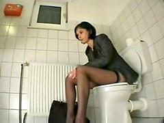 Une secretaire en solo