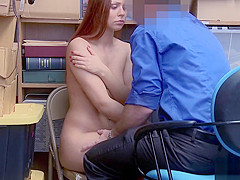 Ornella Morgan In Stealing Merchandise Fuck By officer