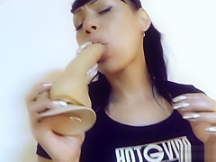 Intense POV Pussy Squirting