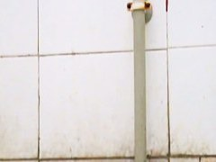 Public toilet spy cam of girls pissing