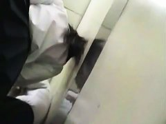 Legal teen upskirt video in a high school bathroom