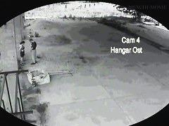 Unbelievably hot security cam sex video