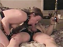 ONE MORE WIFE CAUGHT ENGULFING JOCK & FILMED BY HUBBY