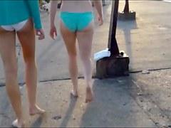 Candid Mother I'd Like To Fuck Bikini Ass Gazoo West Michigan Arse