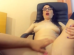 Pussy Massage - orgasm and multiple squirt