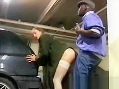 She Blows Black Dick Extra Long Like A Pro