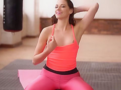 Becky Perry Jerk Off Session
