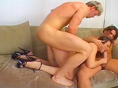 Slutty Deja Loves Fucking And Sucking Huge Tasty Cocks