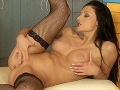 Aletta Ocean Has A Flawless Booty And Set Of Tits