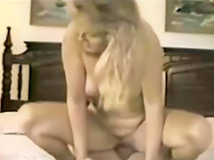 German Mother gets Jizz on her body!