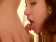 Petite Teen Sucks And Fuck A Cock For A Facial