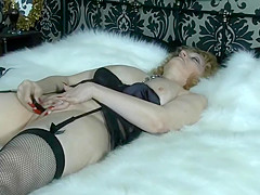 Fat Nasty Mature Whore Loves To Dildo Her Cunt