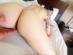 Callie Cyprus in Sex Tape On Vacation