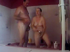 intimate shower scenes mom and dad