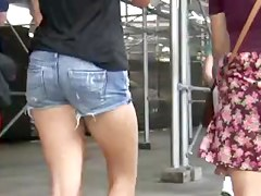 NYC Legal Age Teenager Butt 5