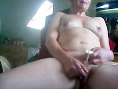 Close up hidden masturbation - full version