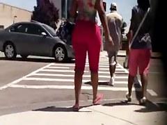 Phatty In Pink Sweats(Large Gazoo A-Hole)