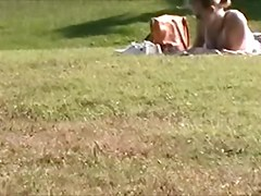 Areola In The Park (Downblouse wolter1000 style)