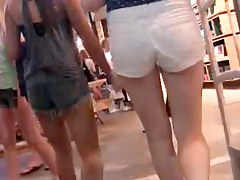 Legal Age Teenager Mall Booty two