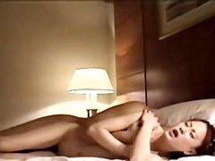Voyeur - Japanese Couples In Hotel Room