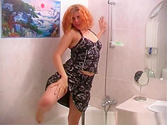 read heat girl peeing