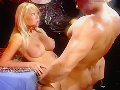 Hot Girl Licks On Vintage Cock And Gets Horny
