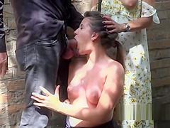 Bondage rough porn