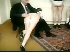 natural wedgie spanking