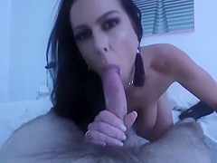 Mommy wants son cum and want to get pregnant