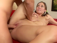 Hottie Latina Gracie Glam With Tight Pussy Fucked