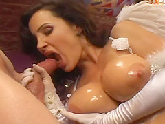 Hotty Gets Plowed From Behind After Sucking Cock