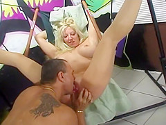 American Beauty Is Stripped And Boned By Her Man