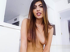 Hot Babe Audrey Royal Catches Ex Spying On Her