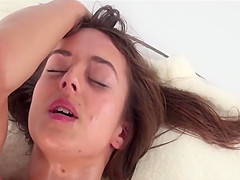 Dominika C - Multiple Orgasm During Girl Girl Massage