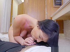 Jessica Cage In Spying Custodian Fucked Hard