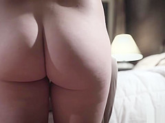 Kenna James blows the Peepers huge cock deep throat