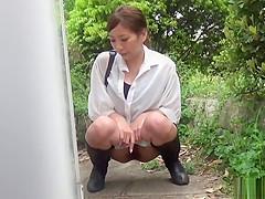 pee in public - Dont Watch Me Piss-1