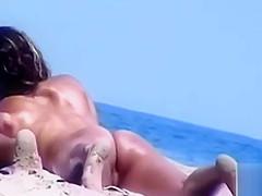 Nude Beach - Spain