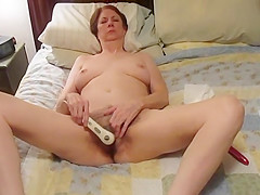 a wife julie masturbating on video 720p