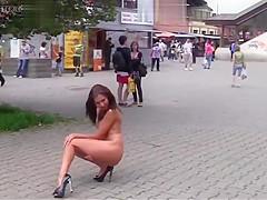 Exotic adult movie Public Nudity exclusive uncut