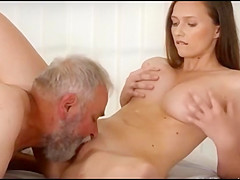 Hot young Stacy fucked by dirty old Pavel Terrier